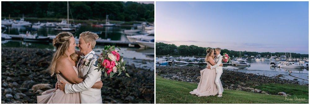 Maine LGBT Wedding Photographer