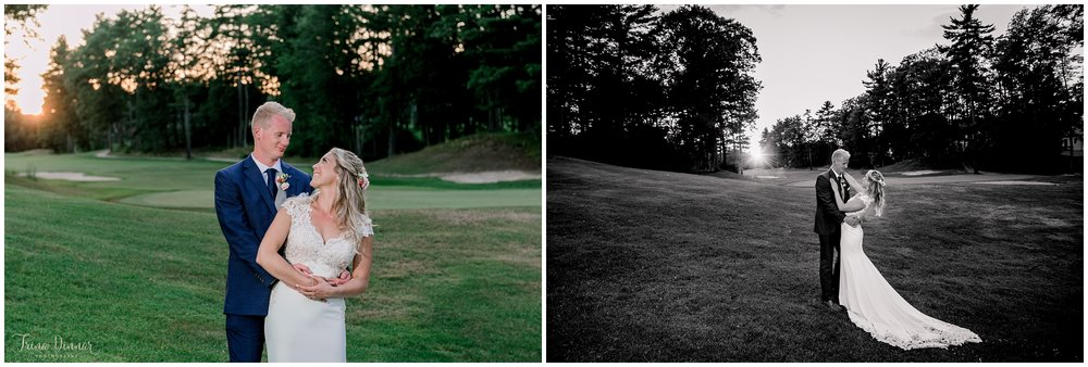 Wedding Photography at Dunegrass Golf Club Maine