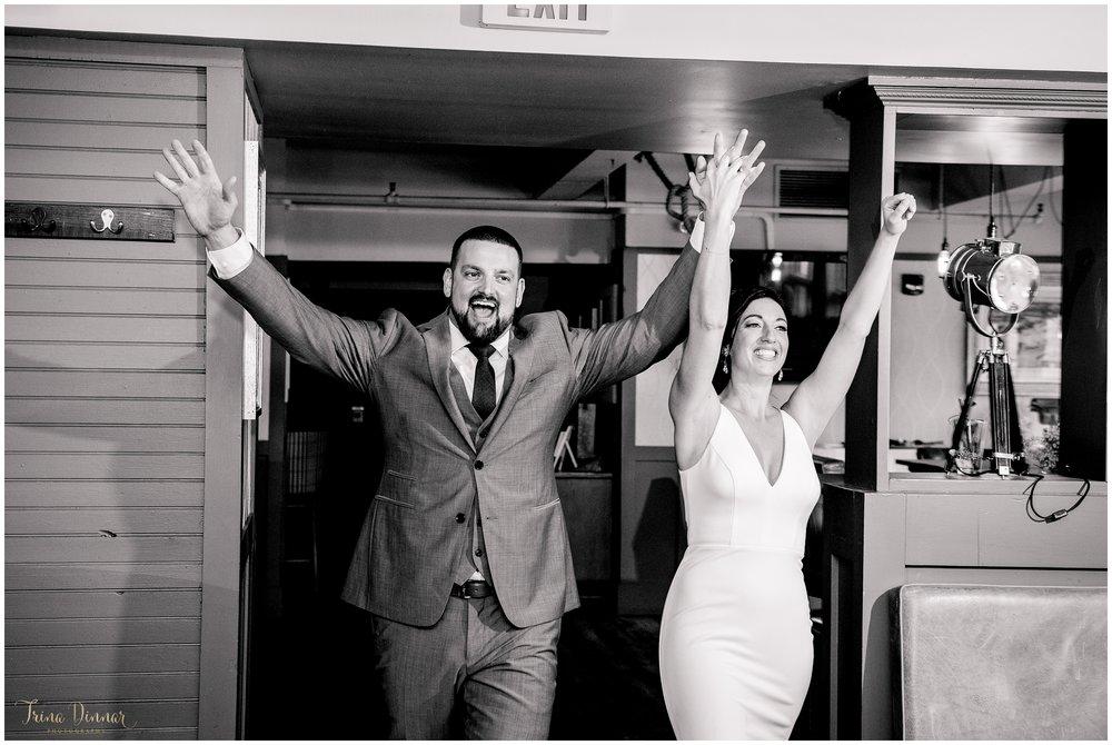Ri Ra Portland Maine Wedding Reception