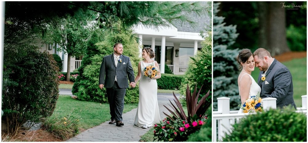 Windham, NH Wedding at the Castleton Banquet and Conference Center.
