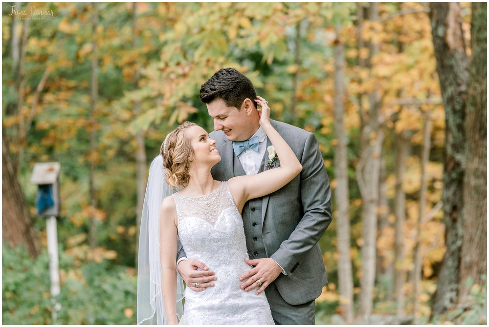 Cape Neddick Maine Weddings at Clay Hill Farm