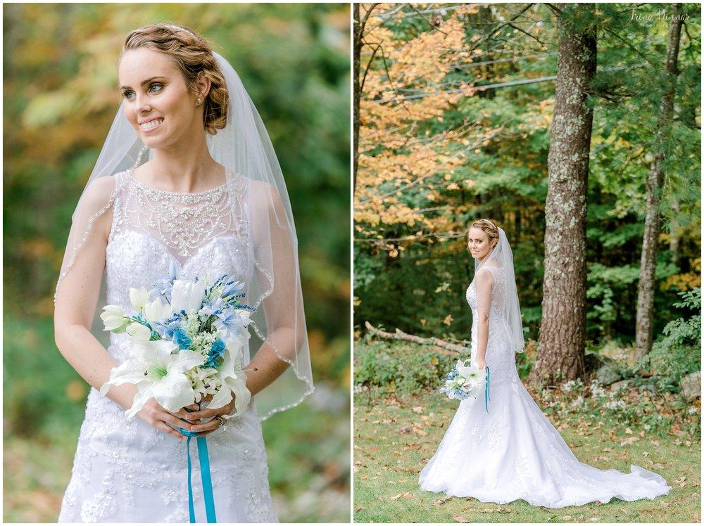 Mallori's Maine Bridal Portraits