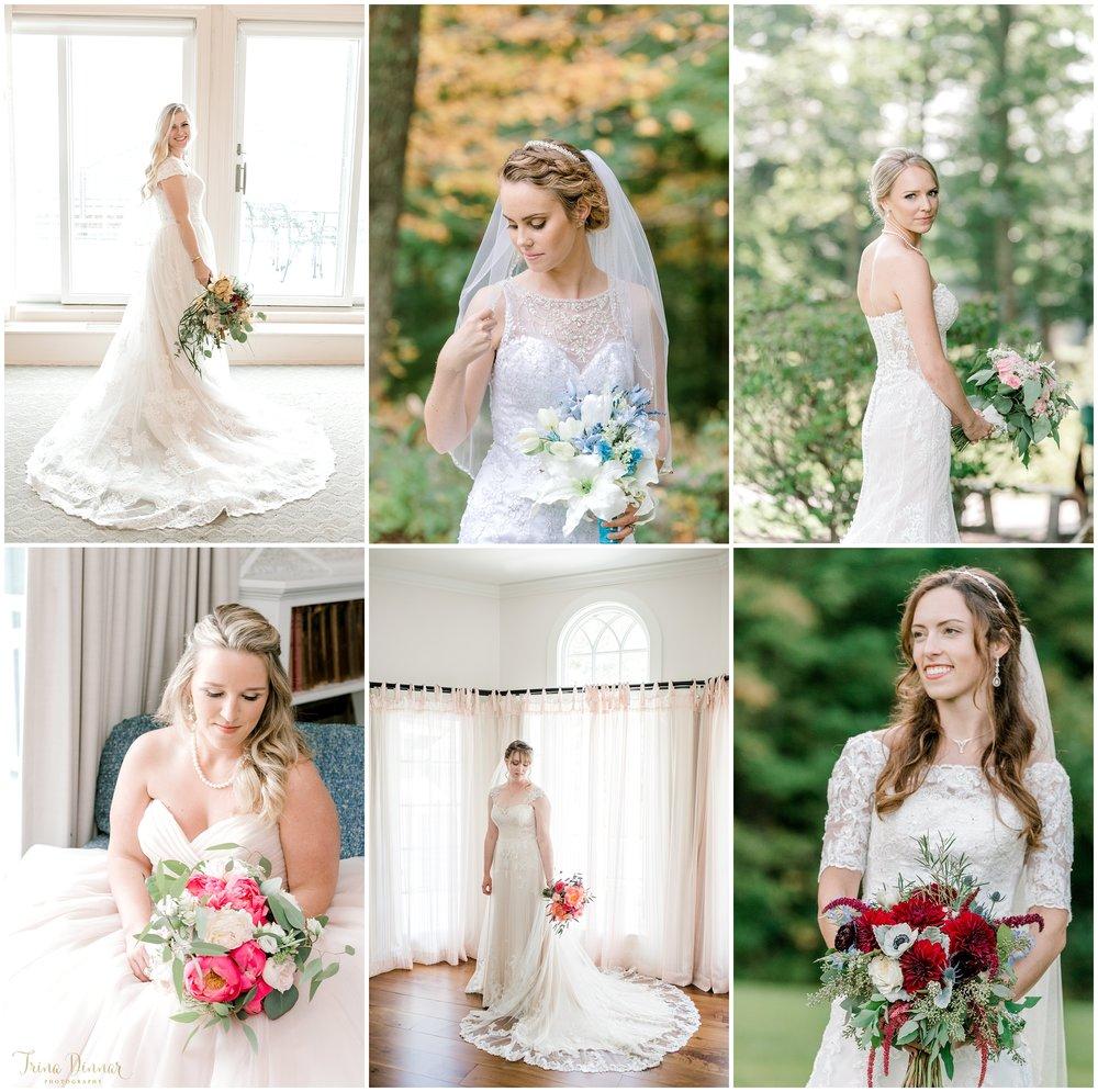 Best Maine Bridal Portrait Photography