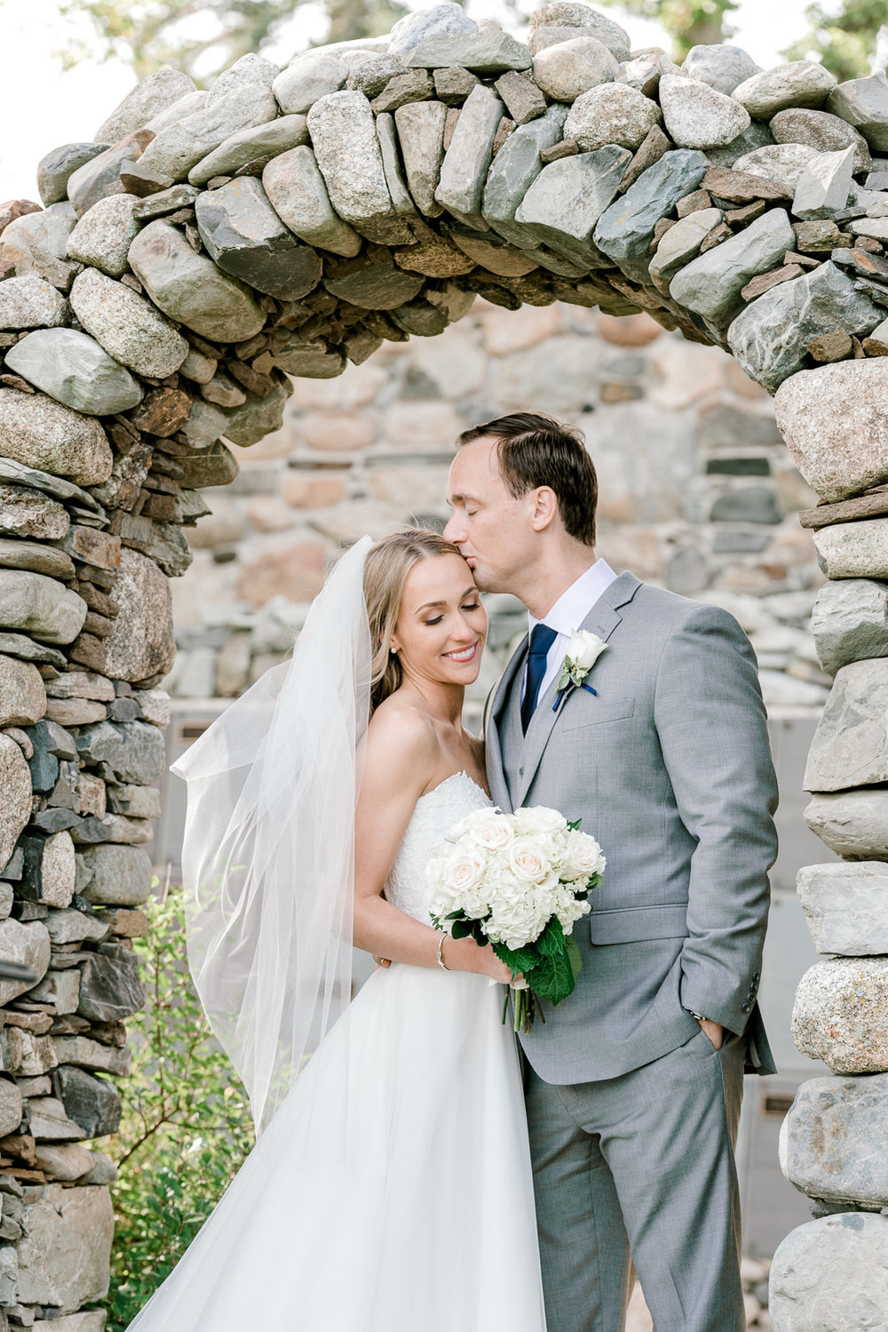 St. Ann's Episcopal Church Kennebunkport Wedding