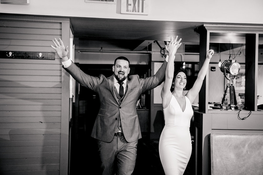 Portland ME Wedding at Ri Ra Irish Restaurant