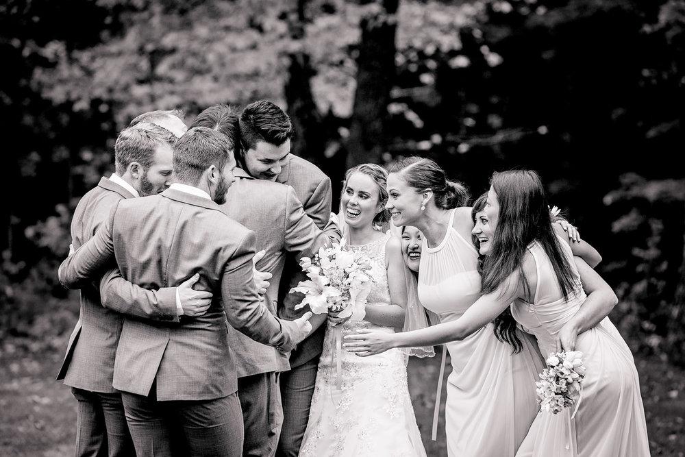 Shady Lane Farm New Gloucester Wedding