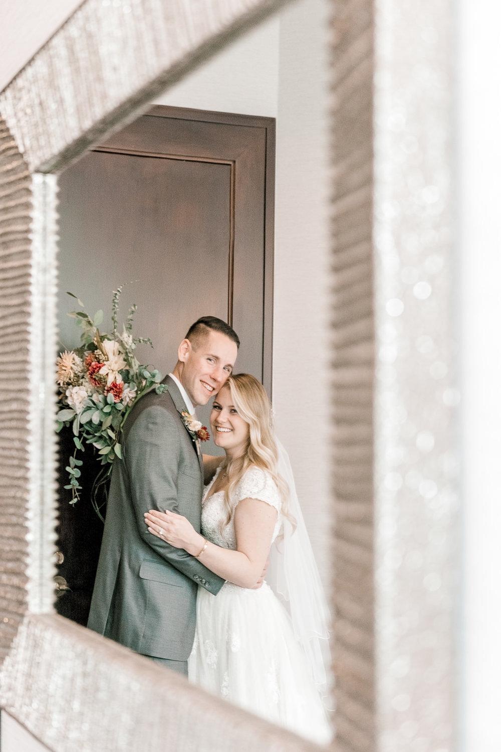 Indoor Resort Hotel Wedding in New England