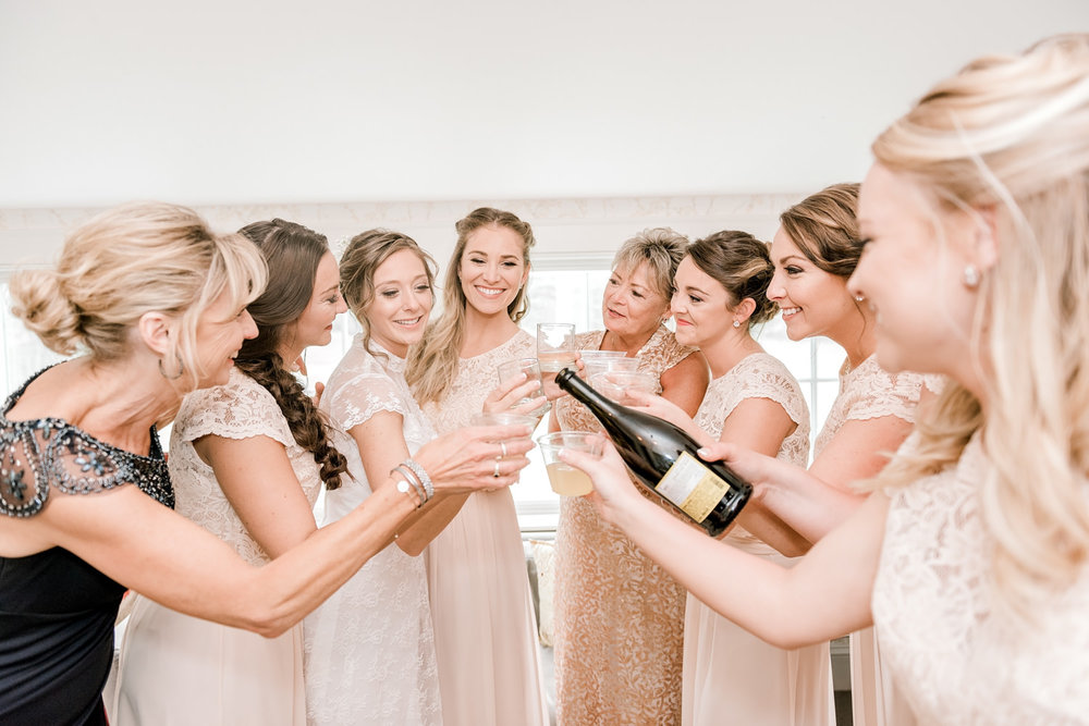 Purpoodock Club Cape Elizabeth Wedding