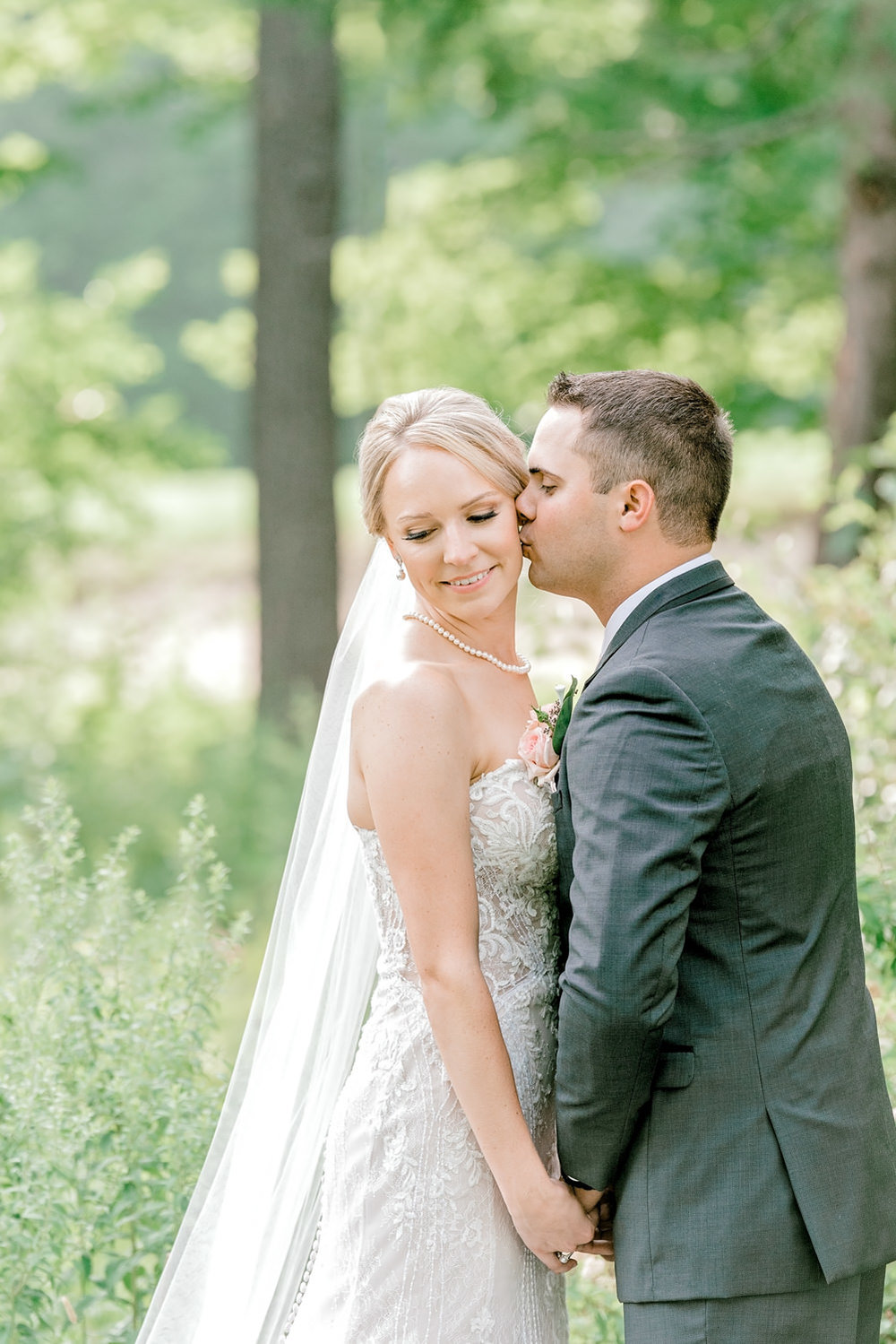 South Berwick Maine Wedding at Spring Hill