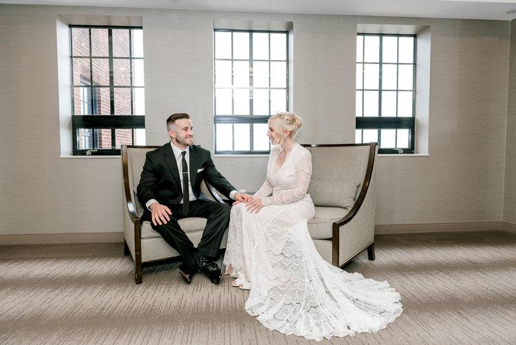 Breanna And Matt S Portland Maine Wedding At The Portland Club