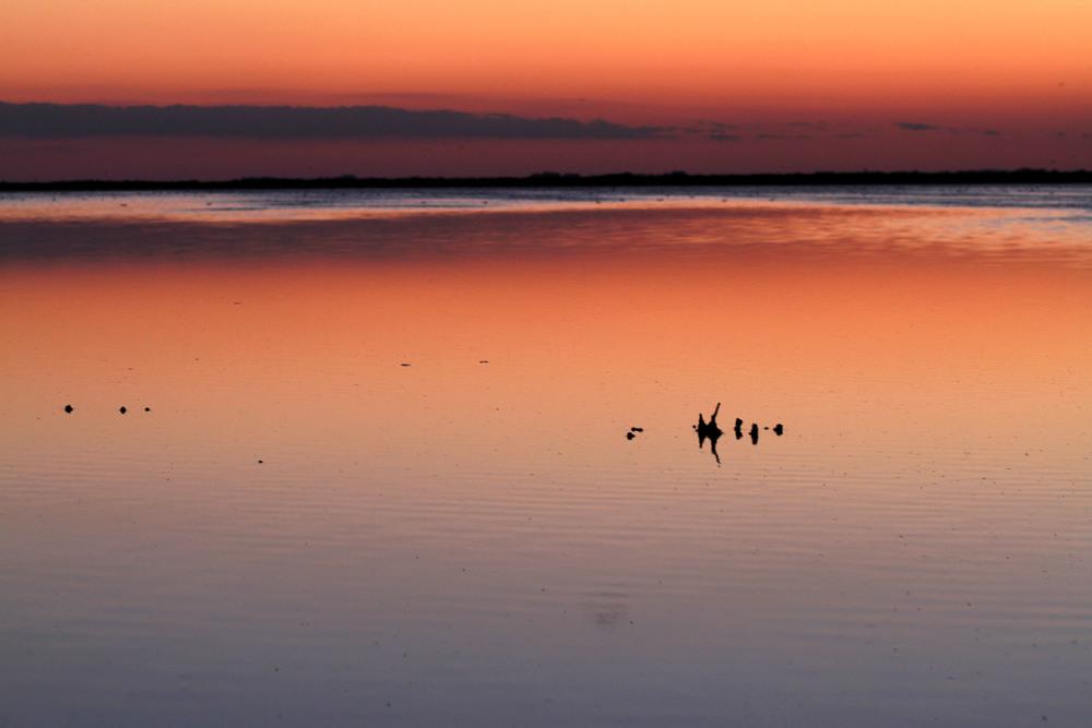 meditation lake