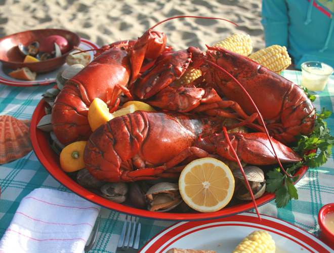 Host a New England-style Backyard Clambake with my easy step-by-step plan.
