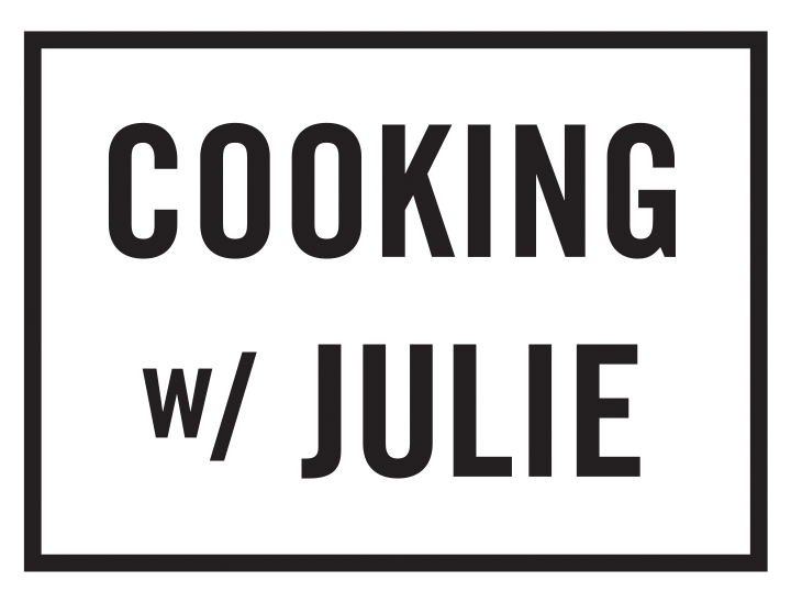 Cooking w Julie