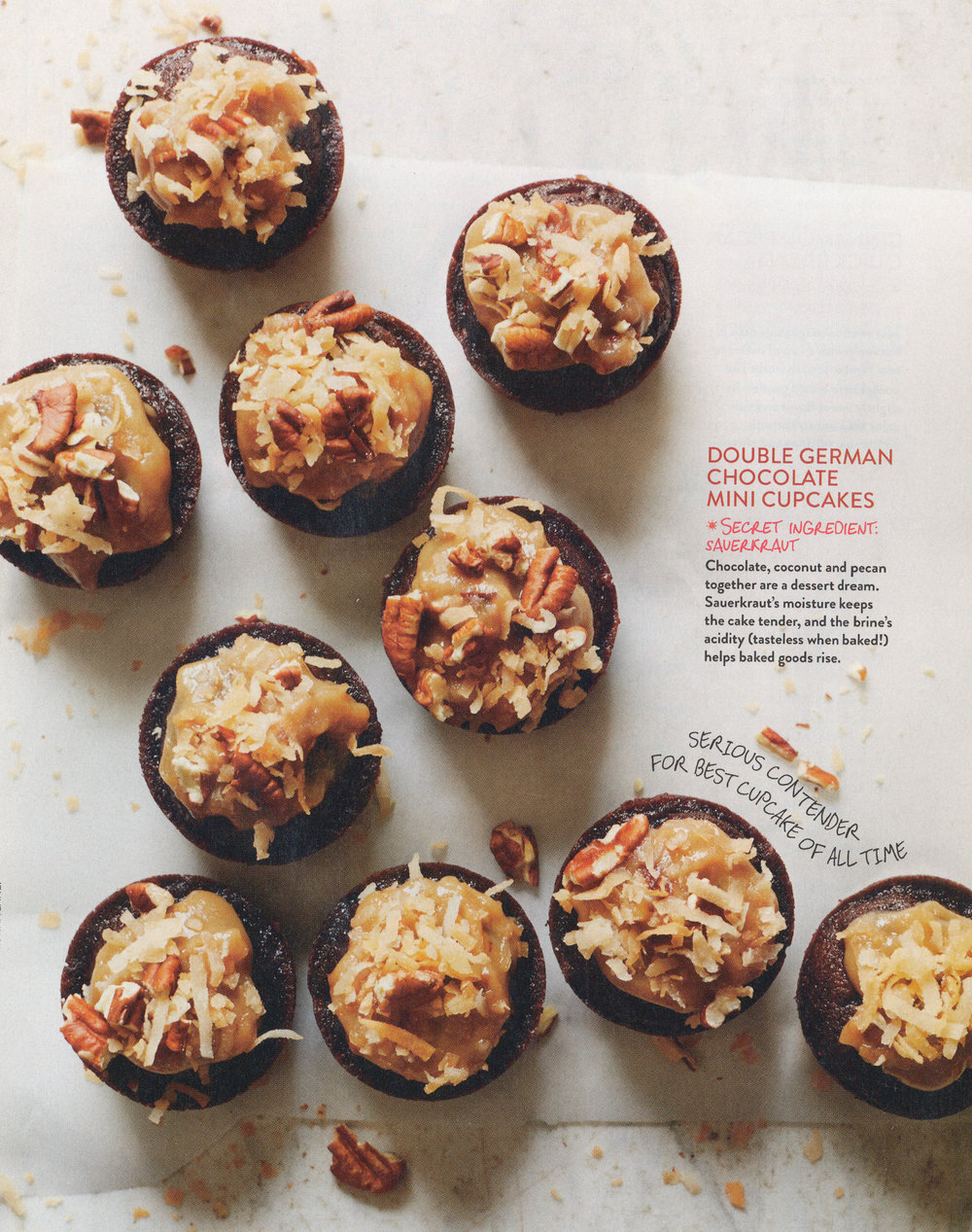 double german chocolate mini cupcakes.jpg