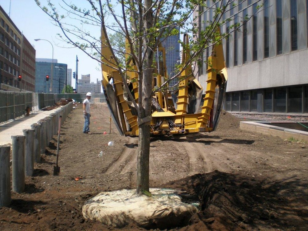 Audrie Seeley Landscaping And Garden Center : Richard bolling federal building audrie seeley landscaping