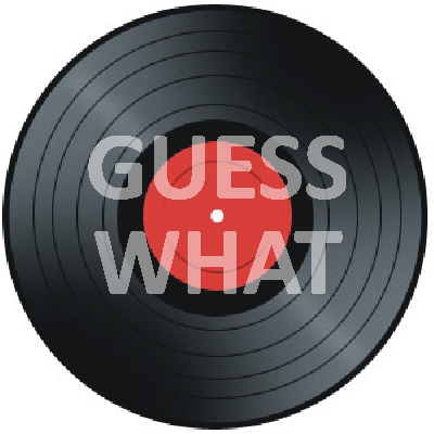click on the image to listen to 'guess what'.