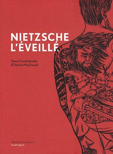Parallèles entre Nietzche et le Zen - Textes de Yannis Constantinidés, Incluant plus de 200 dessins de Damien MacDonald