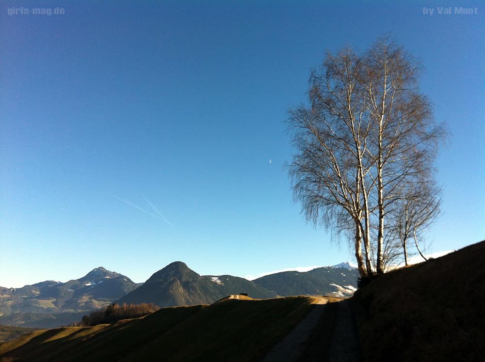 Hügel im Inntal