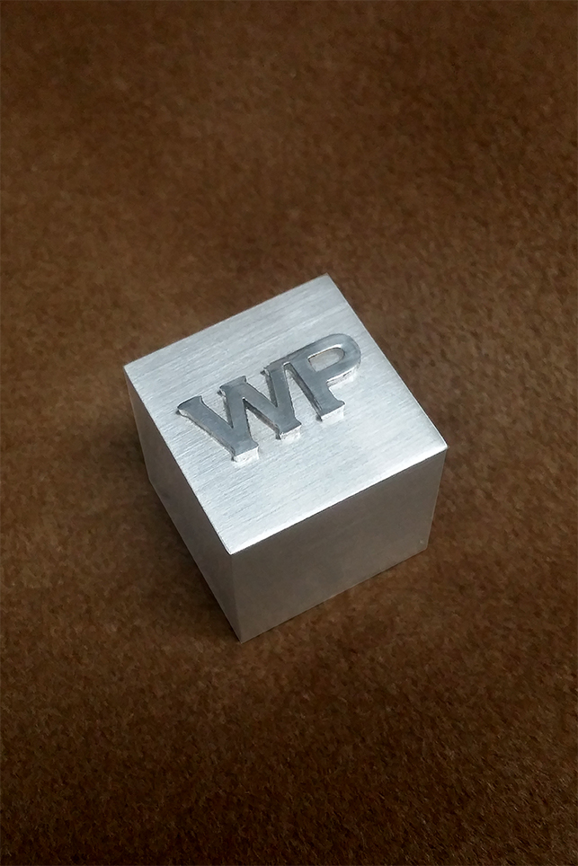 CUBE PULL (WITH CUSTOM MONOGRAM)