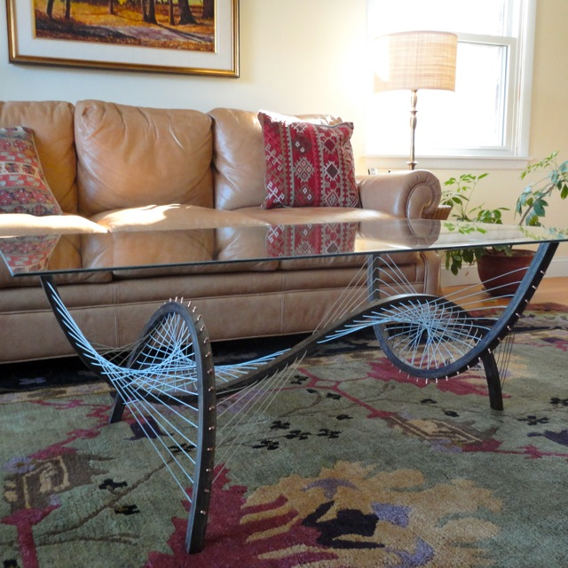 Coffee Table by Robby Cuthbert
