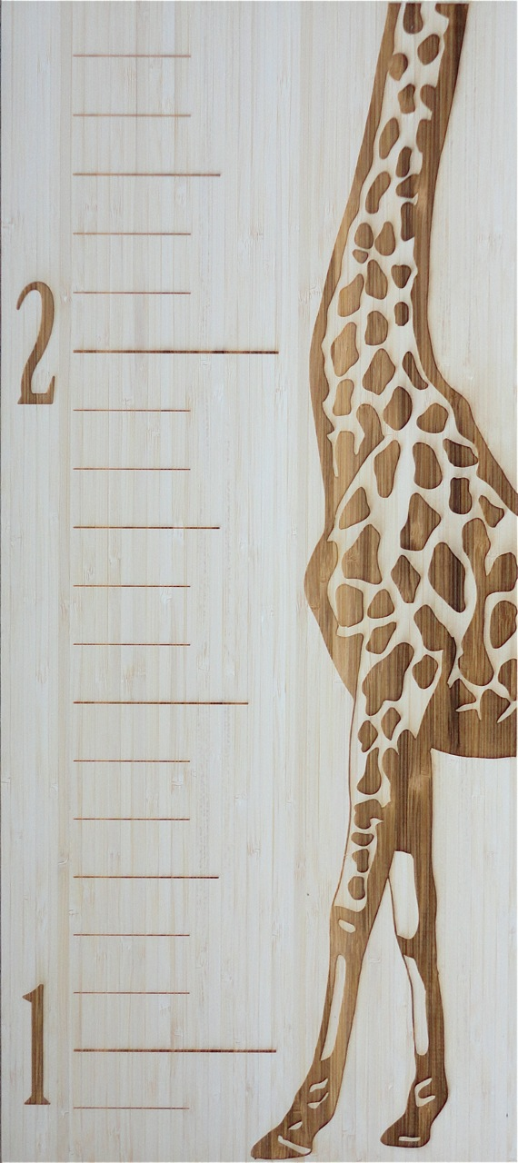 Animals growth chart panel 1