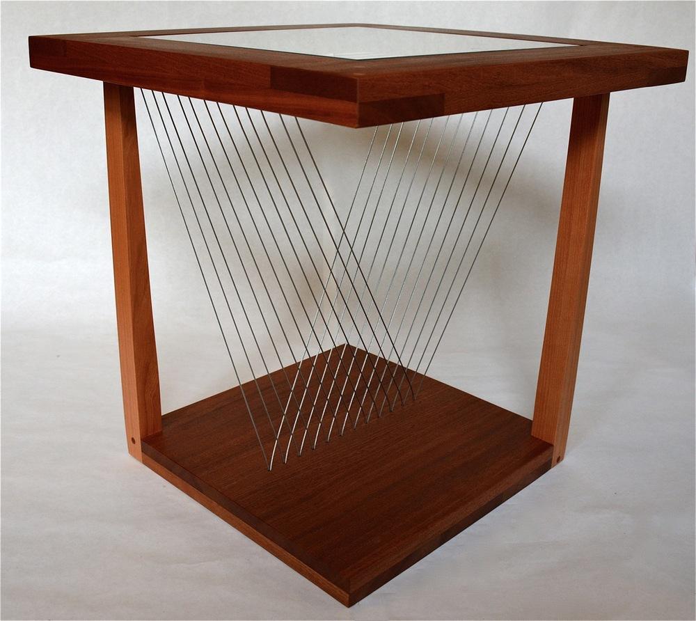 Balance End Table