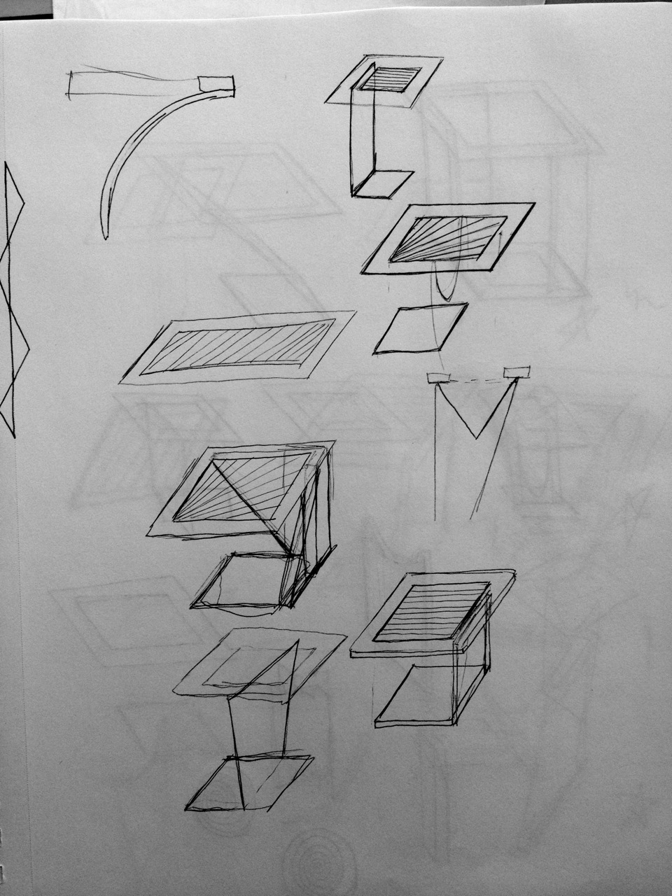 Emejing table design sketches images house design ideas sofa geotapseo Gallery