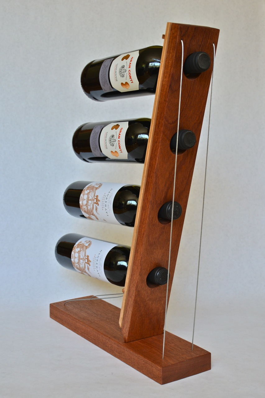 Mahogany and oak wine rack by Robby Cuthbert.jpg