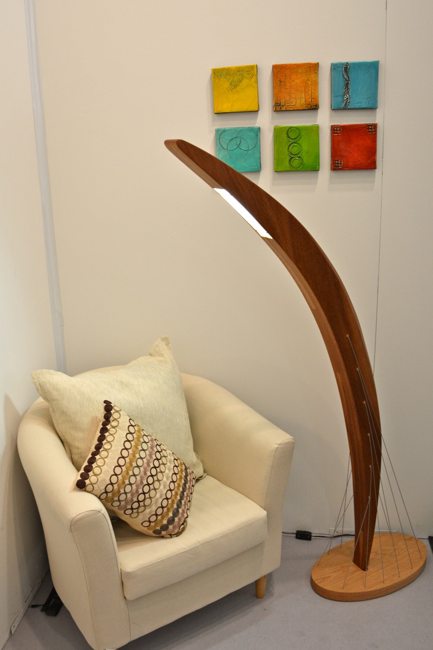 Arc Floor Lamp