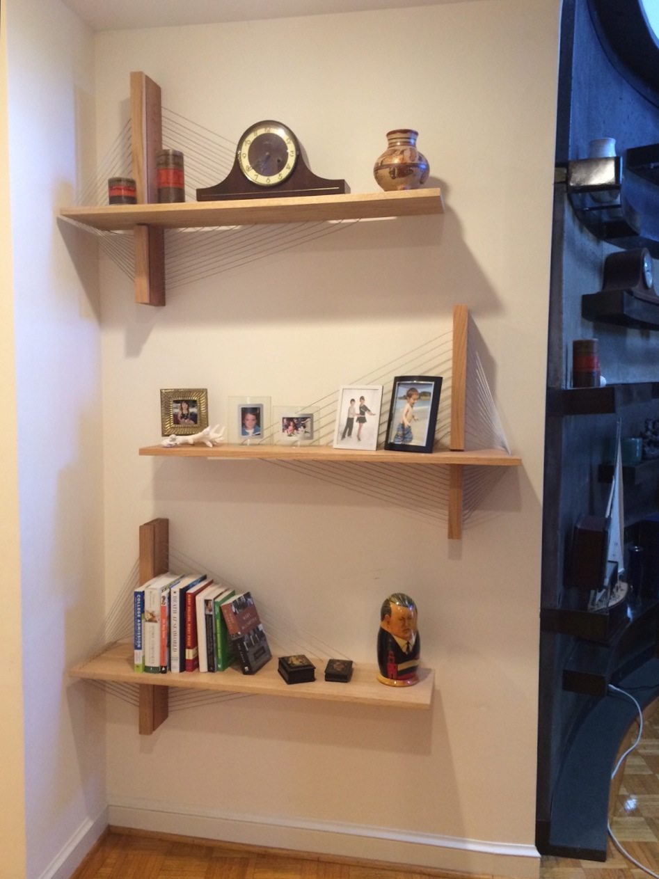 Suspension Shelves