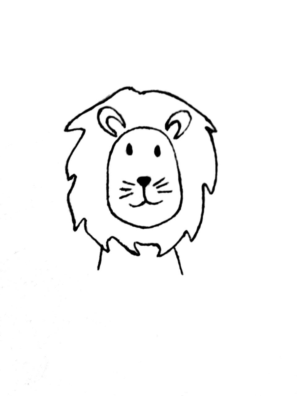 lion slider