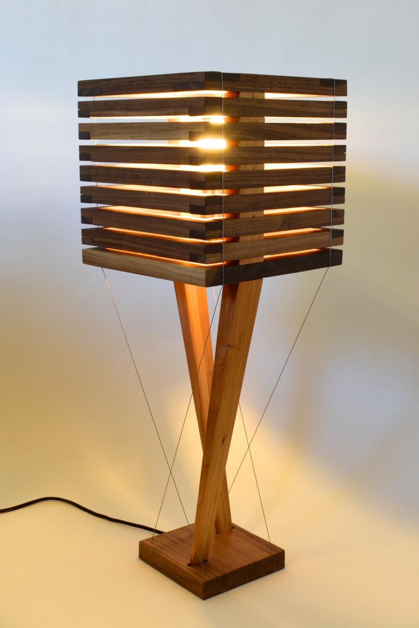 Slat Lamp