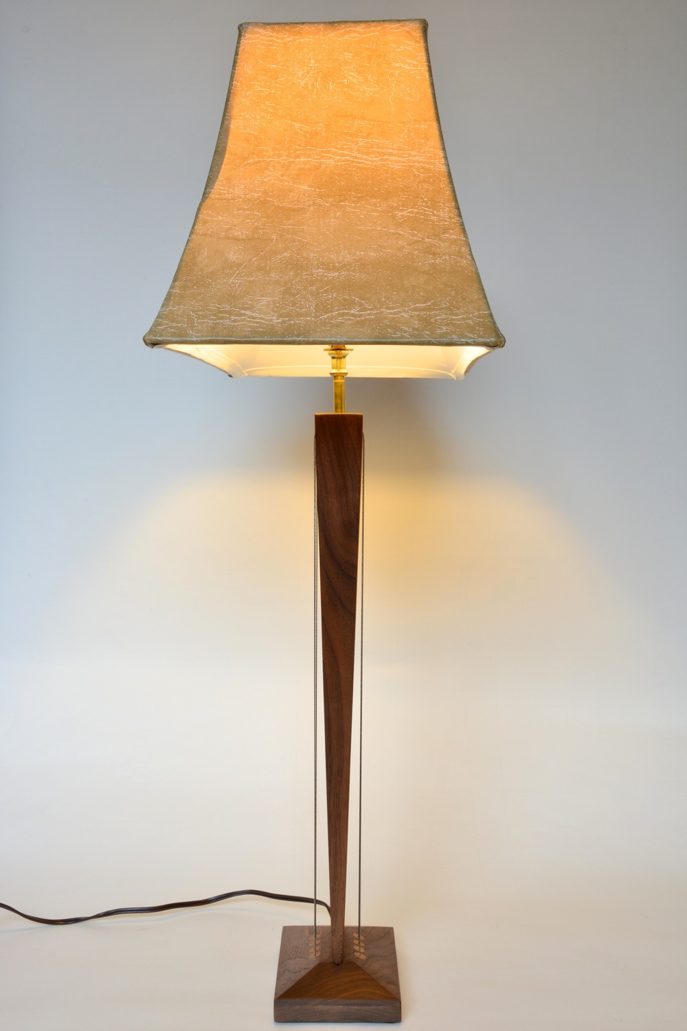 Balance Table Lamp - Side View