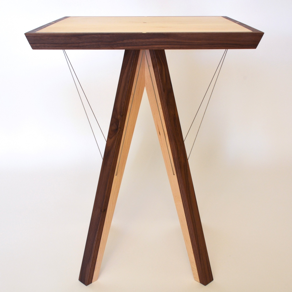 Pinnacle End Table