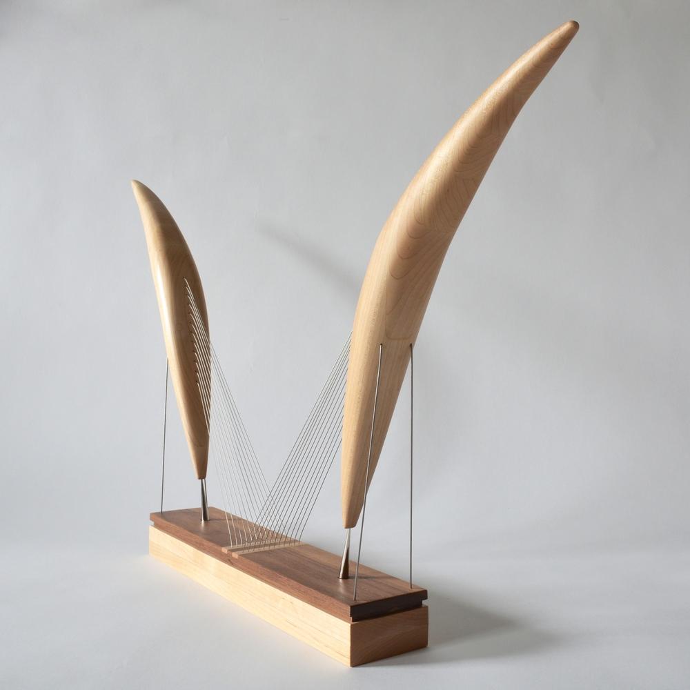 The final sculpture