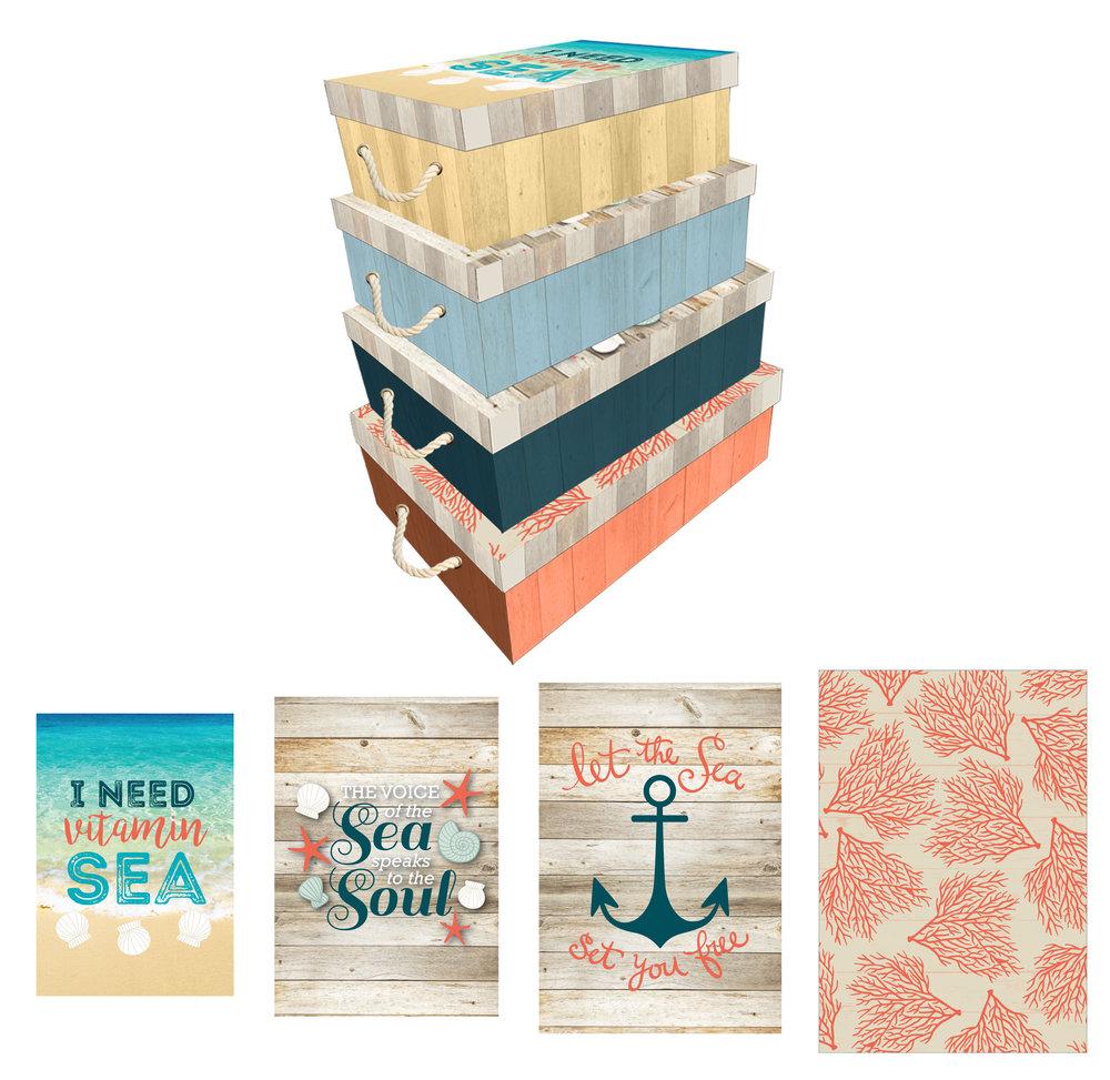Coastal Nesting Boxes