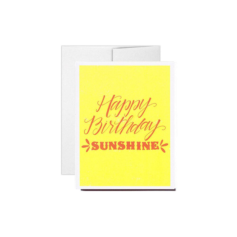Greeting cards stately made hbd sunshine card photog kristyandbryce Images