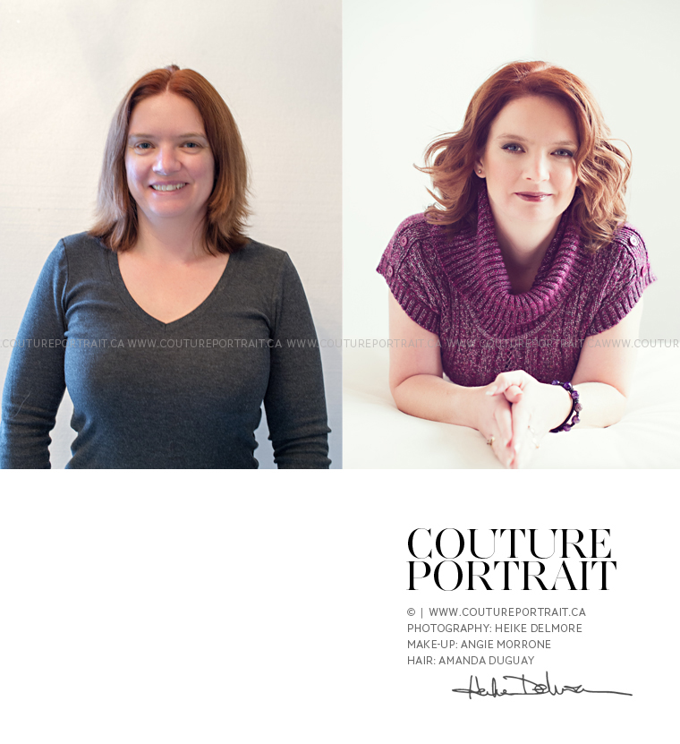 Couture Portrait Photo studio | Images by Heike Delmore