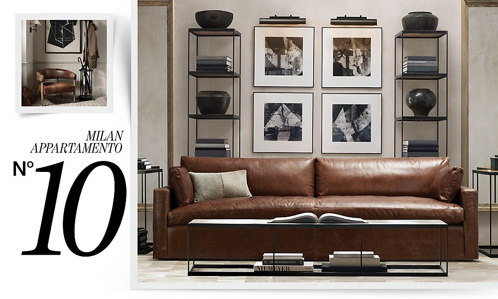 Photo courtesy for Restoration Hardware // www.restorationhardware.com