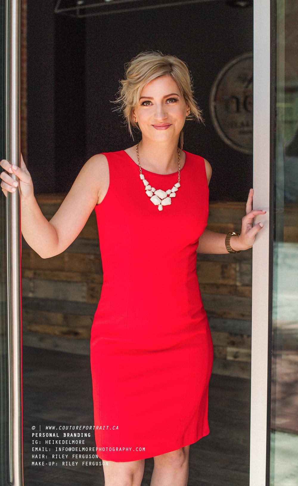 Heike Delmore Personal Branding Photography Meg Lyttle