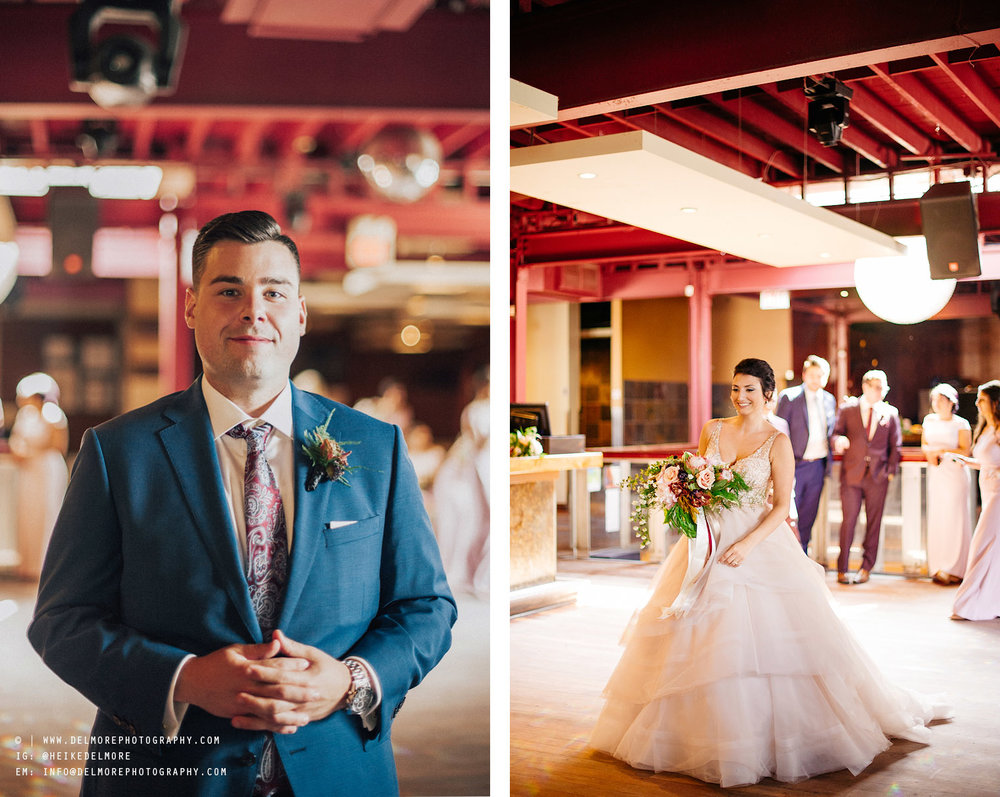 Windsor Wedding Photography Editorial Style First Look