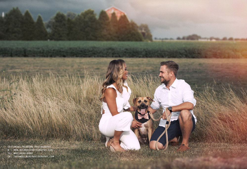 Top Windsor Ontario Wedding Engagement Photography
