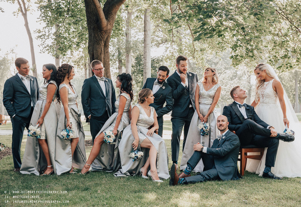 Top Windsor Wedding Photographers Editorial Style