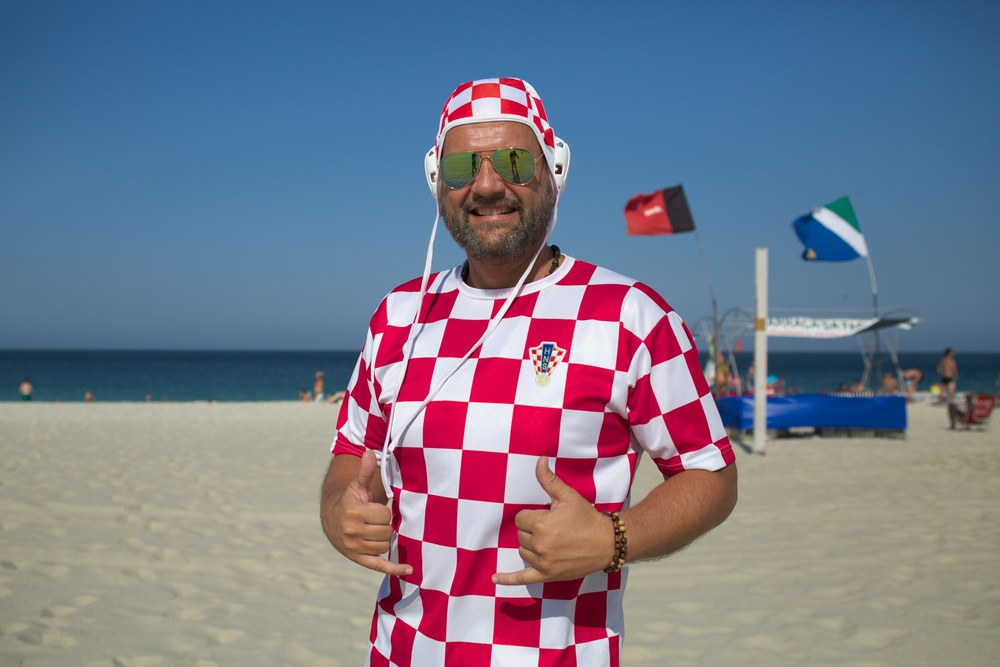 claude. croatia