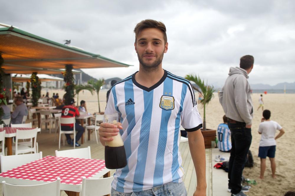 Augustino. Argentina