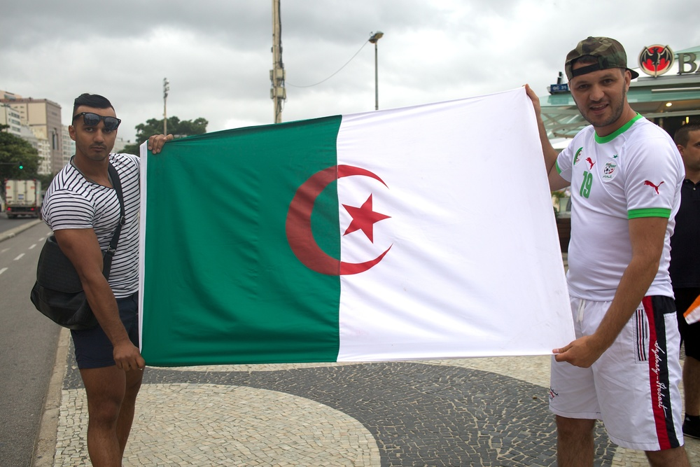 Mohamed, Kadir. Algeria