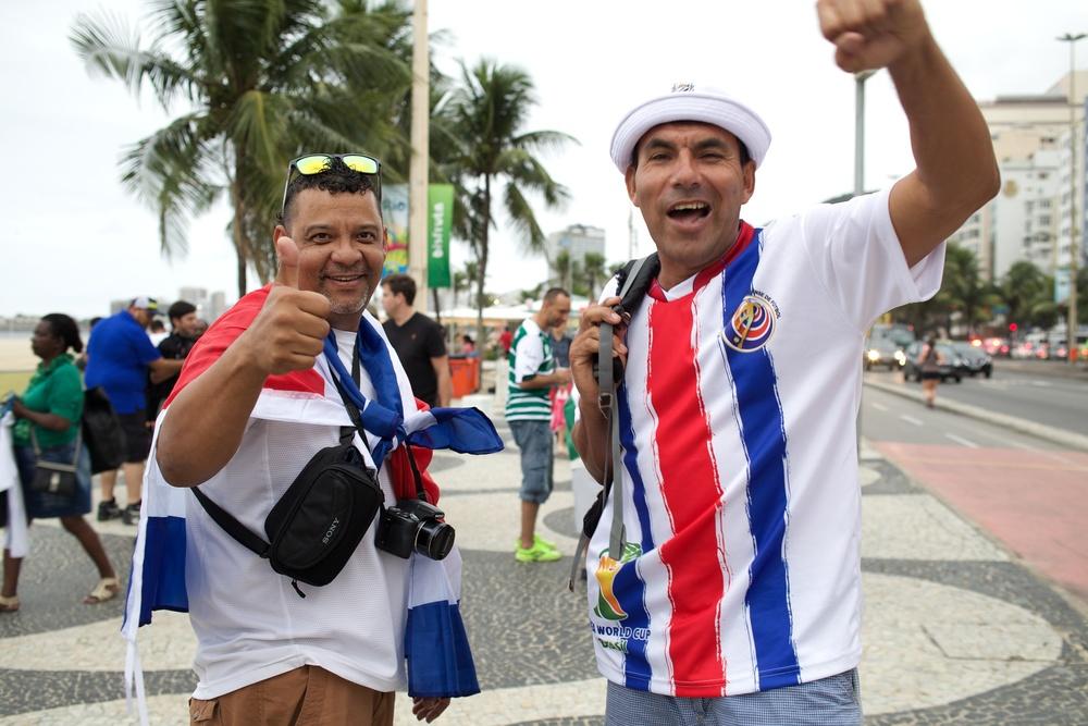Mauricio, Ronald. Costa Rica