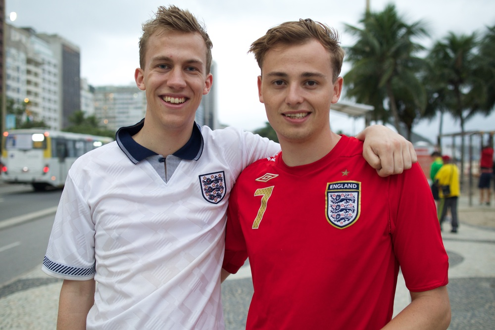 Jack, George. England