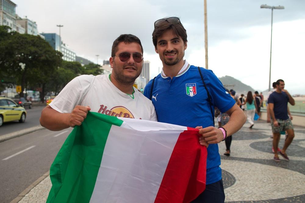Moreno, Mirko. Italy