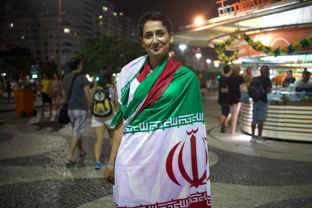 Sahar. Iran